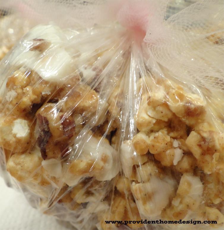 1 popcorn ball