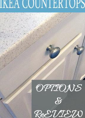 Love your Kitchen Series-IKEA Countertops