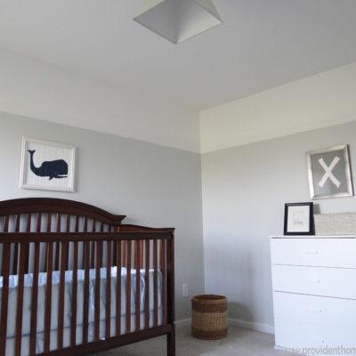 Installing Beadboard Wallpaper Horizontally