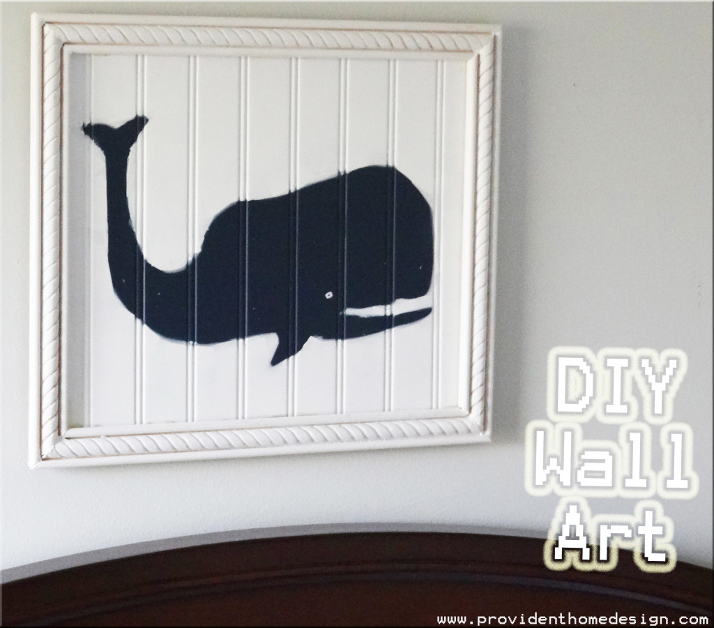potterybarn knockoff whale