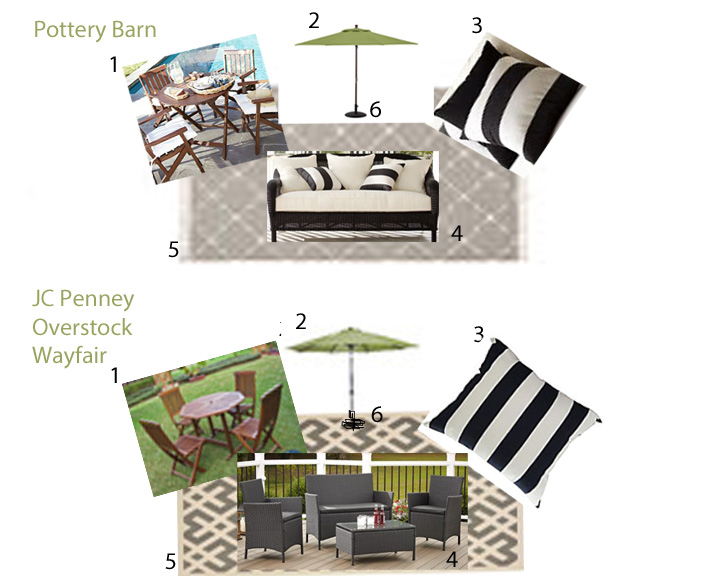 Outdoor Furniture & Decor Deals