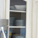How to Install Glass in Cabinet Doors