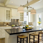 Love Your Kitchen Series–Glass Cabinets
