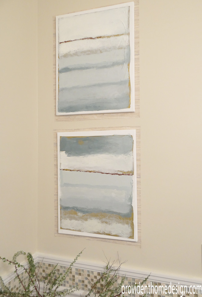 Ballard Designs Knockoff Paintings - Provident Home Design