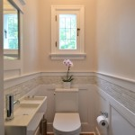 Powder Bathroom Makeover Reveal