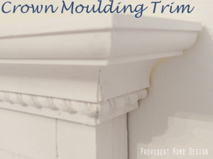 crowm moulding