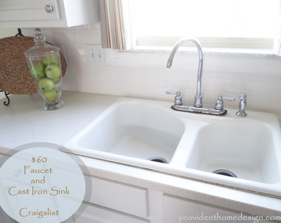 faucet and sink - Budget Kitchen Sinks