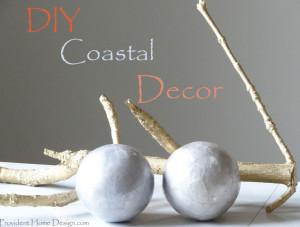 DIY Coastal Decor