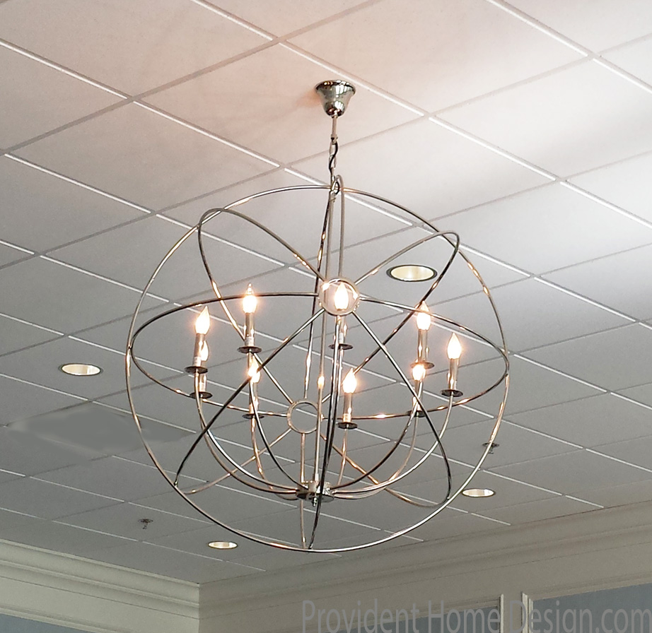 casual elegance ceiling light