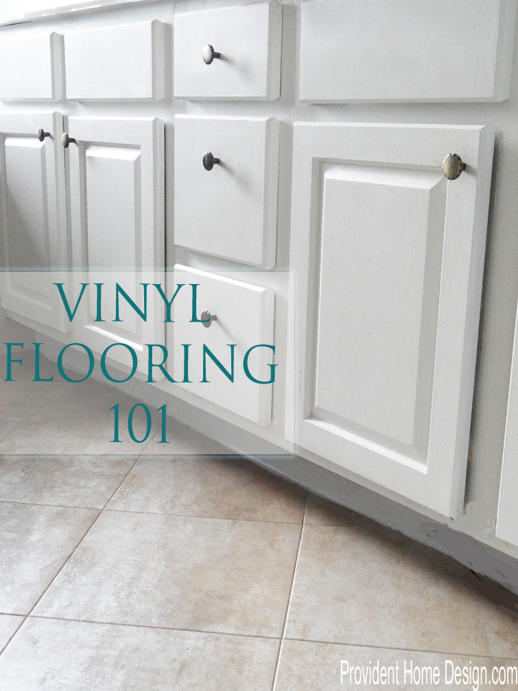 Vinyl Flooring Options - Peel and stick rubber floor tiles