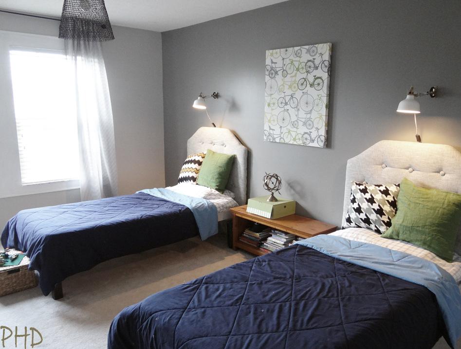 Boys' Shared Bedroom