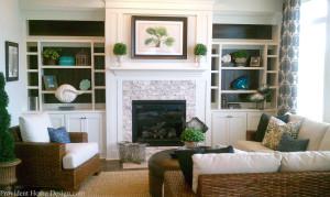 gorgeous family room