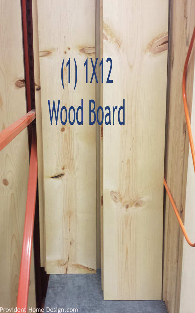 wood board option