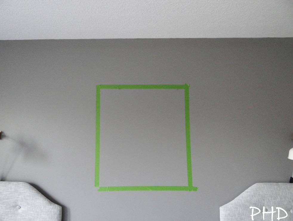How to Determine Size of Wall Art