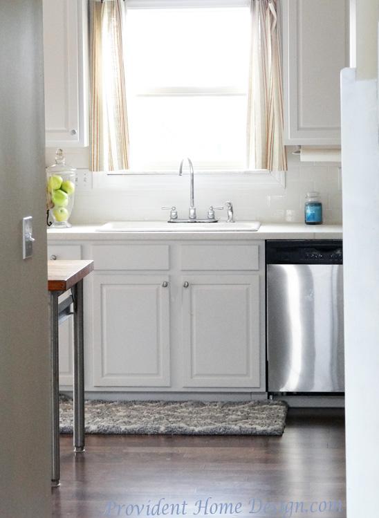 Updated DIY Kitchen