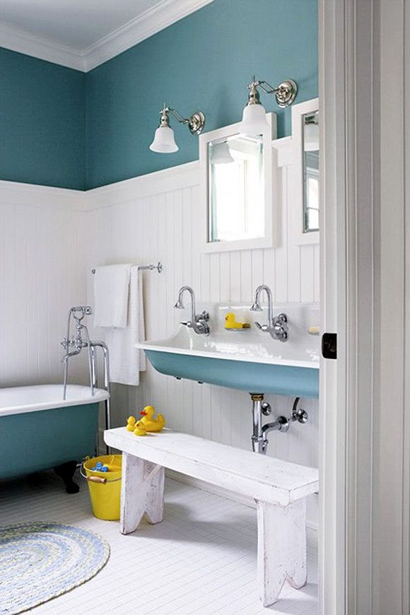 Cute And Stylish Kids Bathrooms