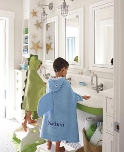 inspiring kids bathrooms