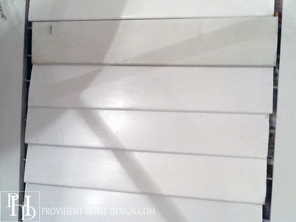 How to Make Plantation Shutters