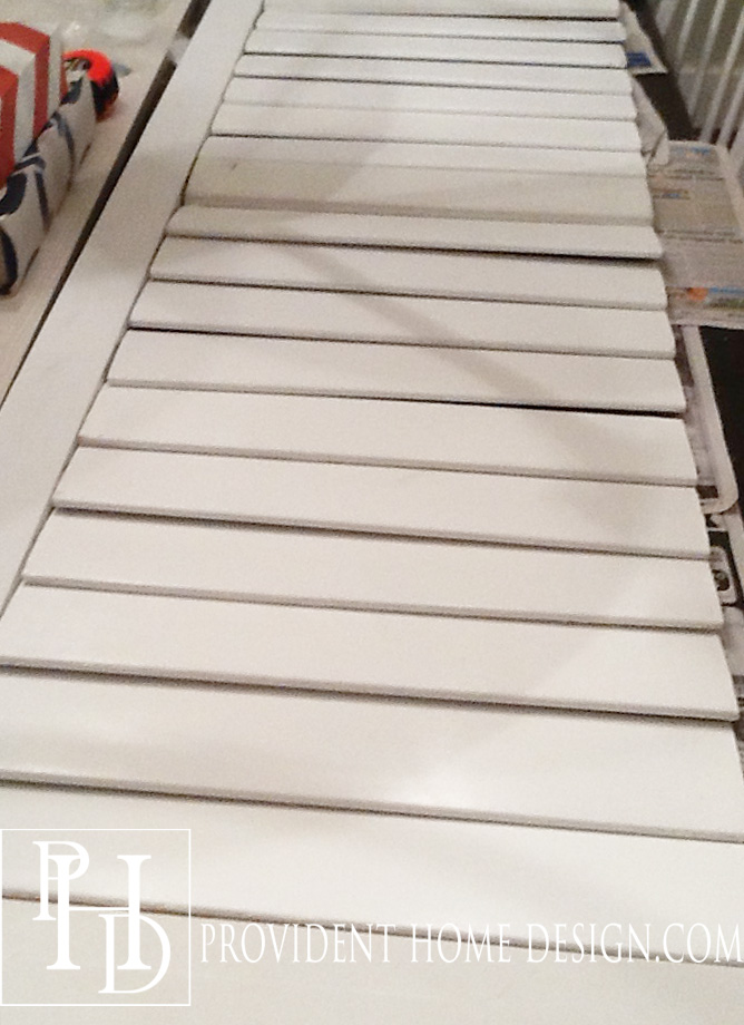 How to install louvers to plantation shutters - Copy