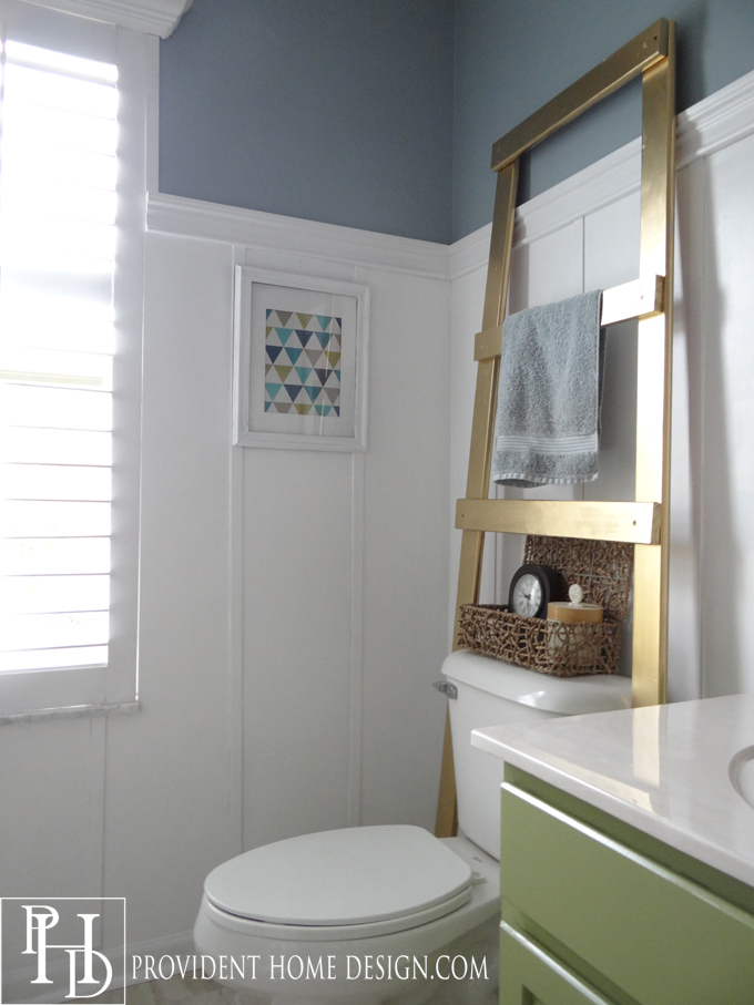 Guest Bathroom Colors