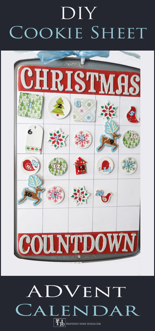 DIY Christmas Countdown