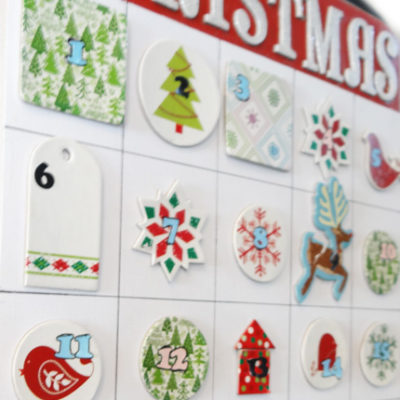 DIY Christmas Countdowns