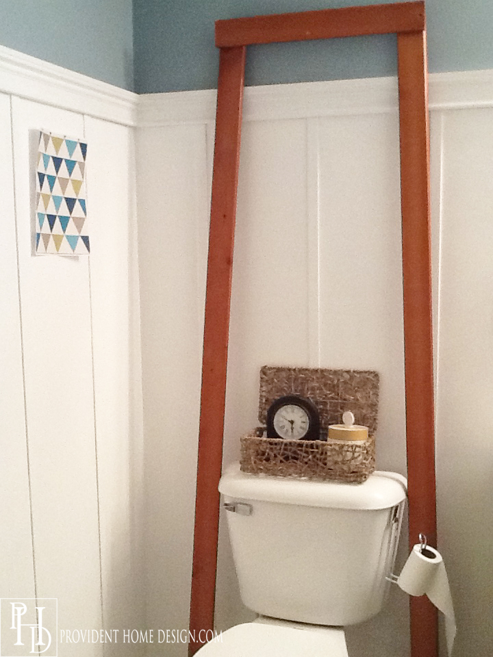 How to Make a Decorative Ladder