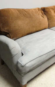 How to Paint a Couch