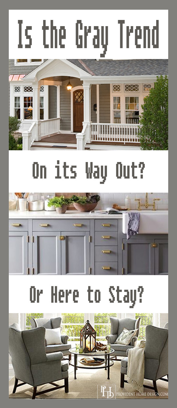 Is Gray Color Trend Here Stay