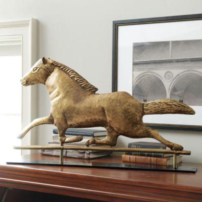 Ballard Designs Mason Horse Weather Vane