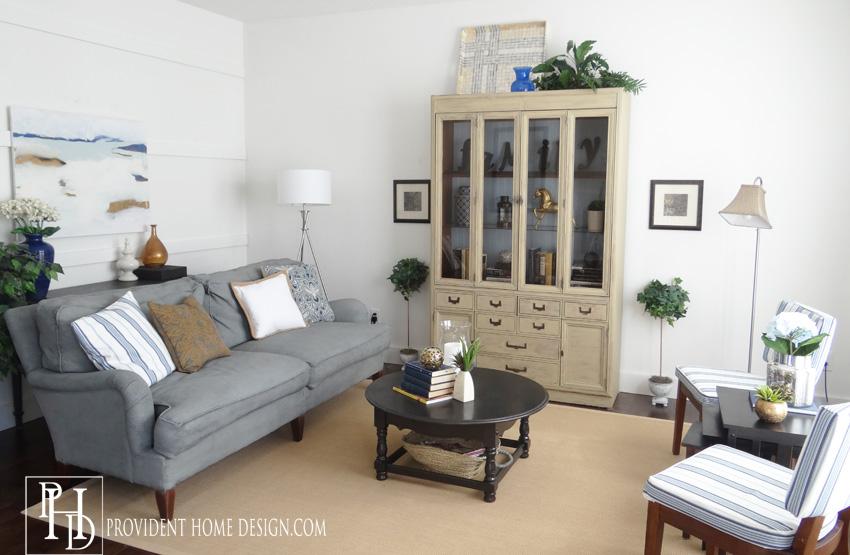 Living Room Makeover Final