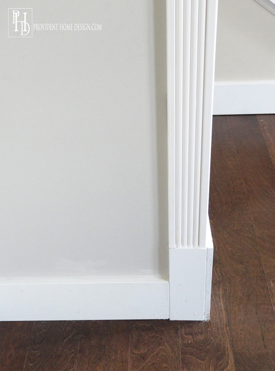 Easy DIY Door Casing Tutorial