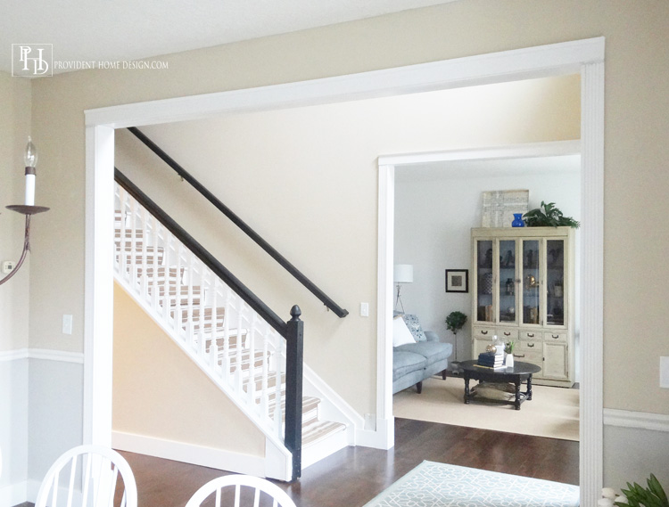 Easy DIY Doorway Casings After