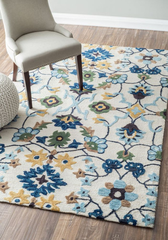 Hand Looped Allena nuLoom Rug