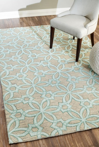 Hand Looped Dewey nuLoom Rug