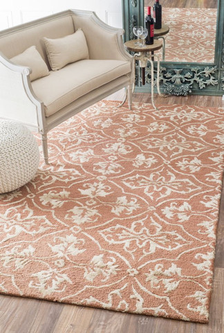 Hand Made Humphreys nuLoom rug
