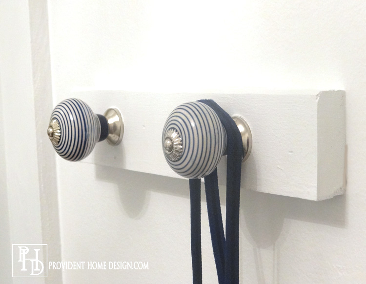 Knobs for Laundry Room