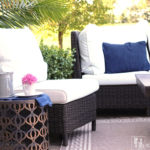 Budget Patio Makeover Reveal