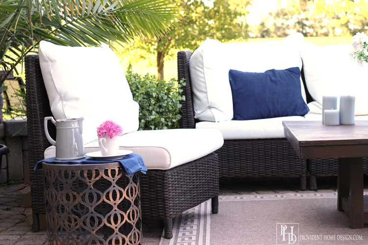 Patio Furniture on a Budget
