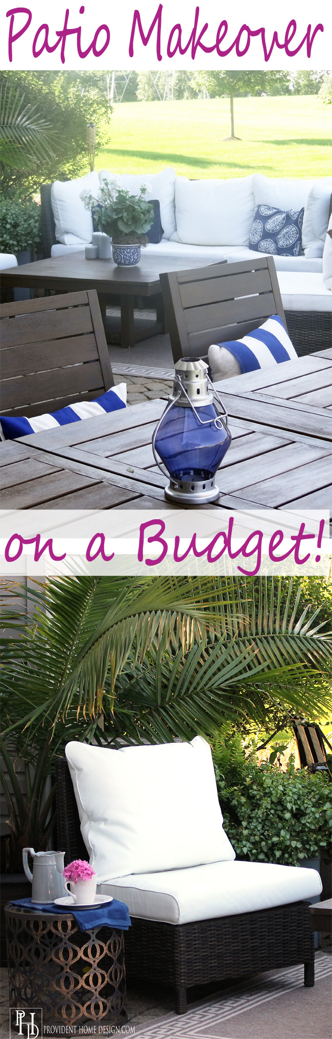 Budget Patio Makeover Ideas on Patio Makeovers On A Budget id=84910