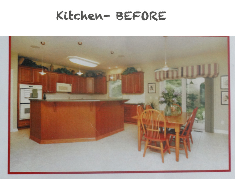 A Kitchen Before