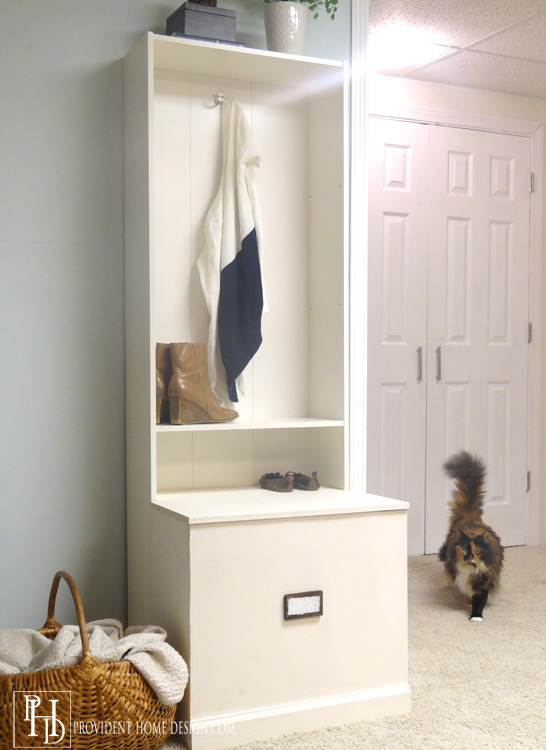 DIY Entry Storage System