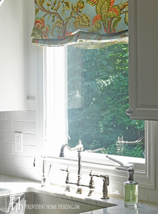 Sink and Valance