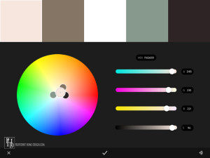 Free App for Choosing Color Palettes