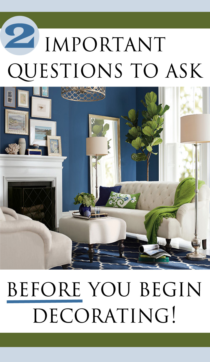 How To Begin Decorating