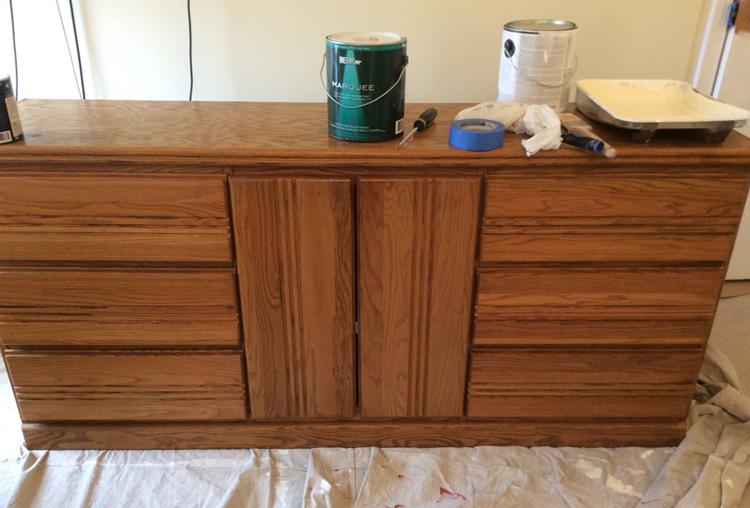 Dresser Before2