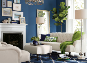 Pottery Barn living-room