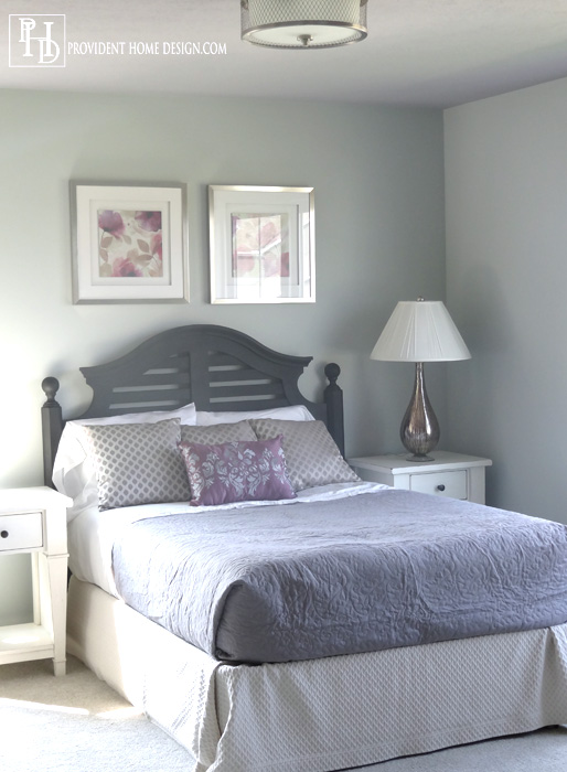 Pretty Plum Bedroom