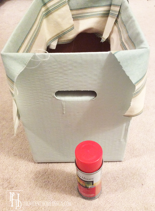 Adding Fabric to Storage - Copy