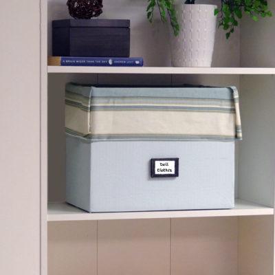 ORC Week 2 & Decorative Storage Solution